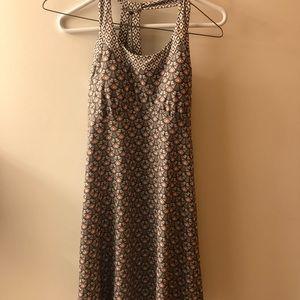 Prana athletic halter dress